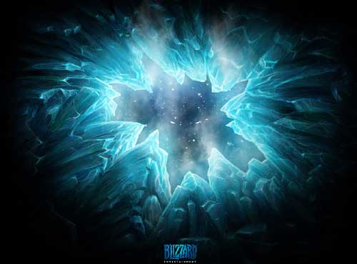 Blizzard Bild