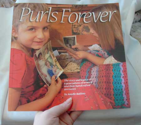 Purls Forever - Jonelles Tagebuch